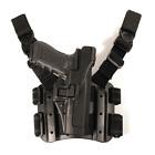 Blackhawk Serpa Level 3 Holster Glock 17/19/22/23/31/32 Black Right 430600BK-R