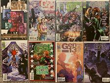 GEN 13 Wildstorm Comics #0,7-12, September Song TPB (0-6) = 0-12 Claremont/Garza