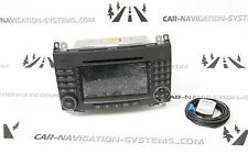 Mercedes MB A B Sprinter/Vito Comand APS NTG 2 genuine navigation system sat nav