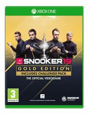 Snooker 19 Gold Edition (XBOX ONE)