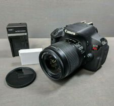 Canon EOS Rebel T5i 18MP DSLR Camera with 18-55mm IS STM Lens Kit - Nice!