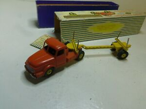 DINKY TOYS CAMION WILLEME FARDIER
