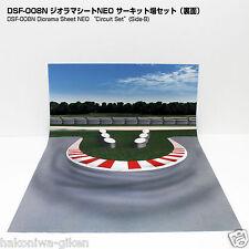[HAKONIWAGIKEN DSF-008N]Diorama Sheet Circuit set for 1/12 Minichamps MotoGP etc