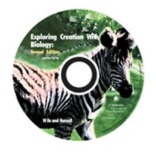 EXPLORING CREATION With BIOLOGY FULL COURSE ON CD-ROM HOMESCHOOL