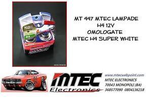 MT 447 Mtec Leuchten Xenon H4 12V Genehmigt H4 Super White Hid Glühbirnen