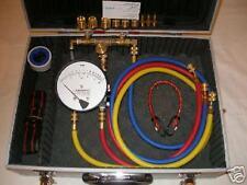 TK-13 Backflow Test Kit-New with 1 yr warr & Alum Case