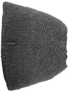 Cappello uomo invernale North Sails berretto lana aderente grigio