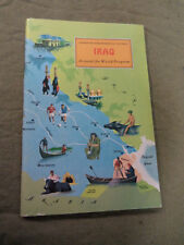 #D329.   AMERICAN GEOGRAPHICAL SOCIETY - IRAQ, 1968