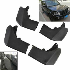 FRONT&REAR MUD FLAP FLAPS FIT FOR LAND ROVER DISCOVERY 3 04-08 SPLASH GUARDS