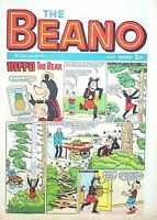 THE BEANO - 8th MAY 1971 (6 - 12 May) VERY RARE 50th BIRTHDAY GIFT !! FINE dandy
