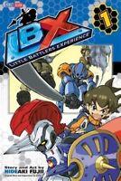 LBX: New Dawn Raisers:Vol. 1 by Hideaki Fuji 9781421576954 (Paperback,2014) New