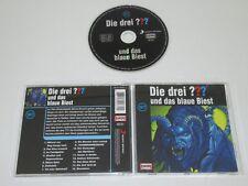 VARIOUS/DIE DREI ??? UND DAS BLAUE BIEST(167)(SONY MUSIC EUROPA 887252) CD ALBUM