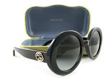 b389a66562c68 Gucci Women s Round Plastic 100% UVA   UVB Sunglasses for sale
