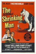 """THE INCREDIBLE SHRINKING MAN SCI-FI MOVIE POSTER 12"""" x 18"""""""