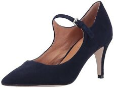 NEW!!! Corso Como Women's Coy Suede Pumps (10 M US, Navy) Retail $139  NIB