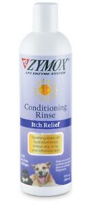 Enzymatic Medicated Conditioning Rinse for Dog & Cat - 12 oz Leave on