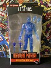 "Hasbro Marvel Legends Hologram Iron Man 6"" Action Figure (No Ursa Major BAF) New"