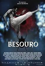 BESOURO Movie POSTER 27x40 A lton Carmo Anderson Santos de Jesus Jessica Barbosa