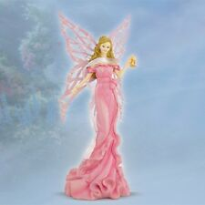 Grace Thomas Kinkade Fairy Figurine Wings of Hope Bradford Exchange