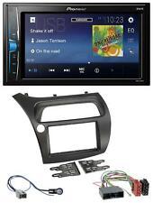Pioneer 2DIN MP3 USB AUX Autoradio für Honda Civic (2006-2012)