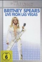 BRITNEY SPEARS - LIVE FROM LAS VEGAS (THE PLATINUM COLLECTION)  DVD  POP  NEU