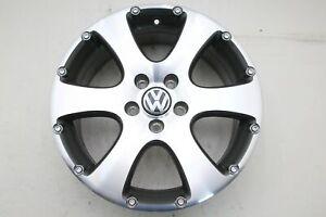 Original VW Traverser Touran 17 Pouces Jante Alufelge Einzelfelge 1T0601025E