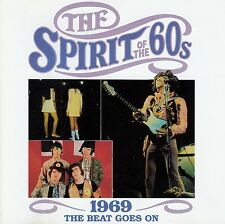 Spirit of the 60s: 1969 the Beat Goes On/CD (Time Life Music TL 531/13)