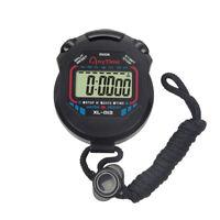 2 Stück Stoppuhr Digital Chronograph Timer für Kinder Sporttrainer Läufer