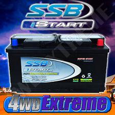 SSB STOP START AGM SS88TI LEAK PROOF BATTERY 12 VOLT EUROPEAN MERCEDES BMW AUDI