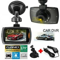G-sensor Full HD 1080P Dash Cam Car DVR Driving Security 2.4Inch Camera Recorder