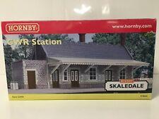 Hornby SKALEDALE R9666 OO Gauge Building GWR STATION.
