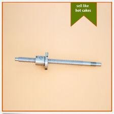 AU RM1204 SFU1204 250mm-1500mm End Machine Ball Screw & Single Flange BallNut