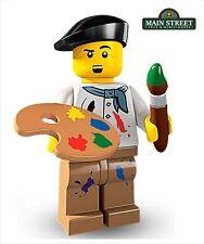 LEGO Minifigures Series 4 8804 Painter Artist NEW