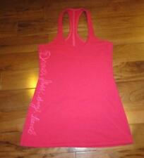 LULULEMON cool racerback tank gather back dance sing floss tootie fruitie SE 4