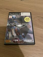 Jeux Ps2 Zone Of The Enders