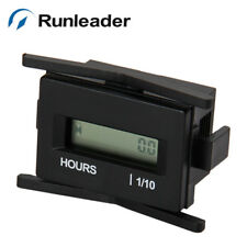 Runleader HM010A Engine Hour Meter Water proof AC Hour counter for Machine gener