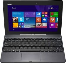"ASUS Transformer Book 10.1"" Detachable 2-in-1 Touchscreen Laptop T100TA-B1-GR"