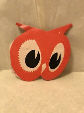 Vintage Red Owl Store Sewing Needle Kit