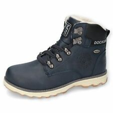 Dockers By Gerli Bambini Unisex / Donna Combat Dessert Boots 41TE720-630660