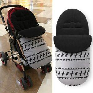 Baby Pram Pushchair Stroller Fleece Warm Sleeping Bag Winter Warmer Outdoor