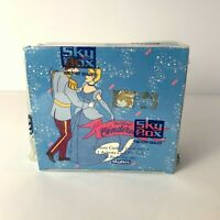 Walt Disney's Cinderella Trading Cards Factory Sealed Box, 36 packs SkyBox