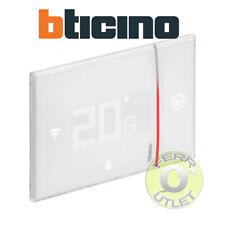 OFFERTISSIMA CRONOT. BTICINO SMARTHER 2 INCASSO BIANCO COD. XW8002