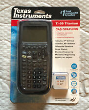 Texas Instruments TI-89 Titanium Graphing Calculator Brand NEW Sealed