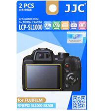 JJC LCP-SL1000 polycarbonate LCD Film Screen Protector Fuji sl1000 s8200 2 pack