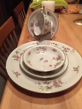 Vintage 24 Piece Luncheon Set Made in Occupied Japan