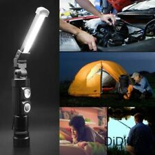 COB LED Rechargeable Flexible Inspection Hand Lamp Torch Work Light Magnetic KY
