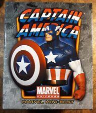 Bowen Designs 2009 Captain America Bust 473/2000 Marvel Avengers Comics Statue