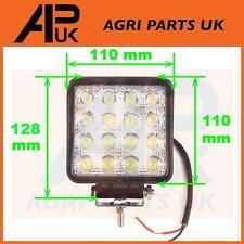 48W LED work Light Lamp 12V Flood Beam 24V Truck Tractor Jeep ATV Quad Car Boat