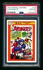 1990 Impel Marvel Universe Trading Cards 85
