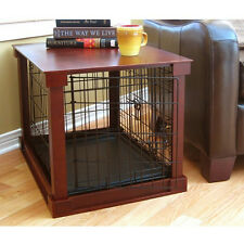 Merry Pet Decorative Dog Pet Cage with Crate Cover Medium MPMC001